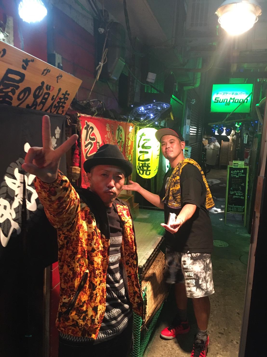 大阪LIVE 昭和の兄弟 シバキマン