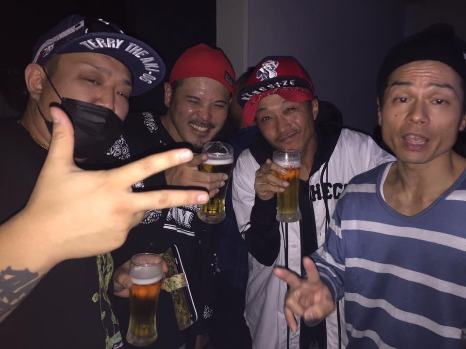 昭和の兄弟LIVE 2016/11/05 新潟上越SONICBOOM