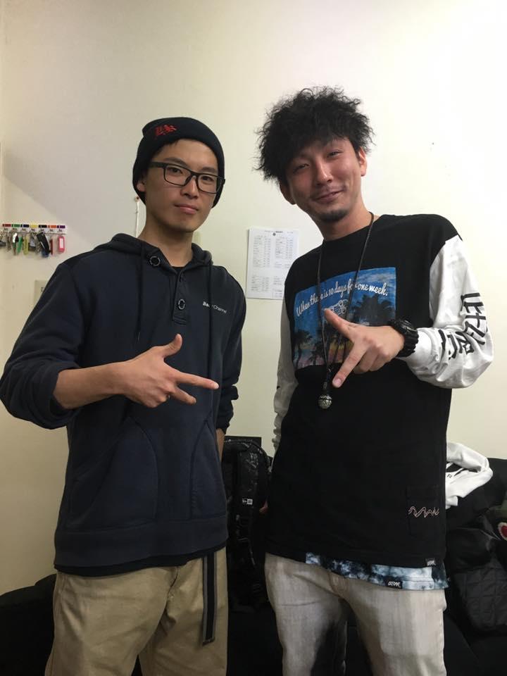 昭和の兄弟LIVE 2016/11/05 新潟上越SONICBOOM2