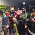 RAY,KYO虎と昭和の兄弟LIVE 2016/11/05 新潟上越SONICBOOM